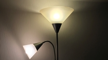 読書灯&ライトアップ