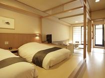 カップルやご夫婦、ファミリーやグループ旅行など、様々な旅のスタイルに合わせてお部屋タイプをご用意。