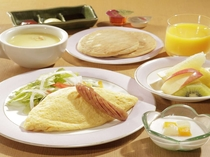 【お子様食/朝食】