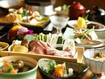 【夕食/足柄遊膳会席】