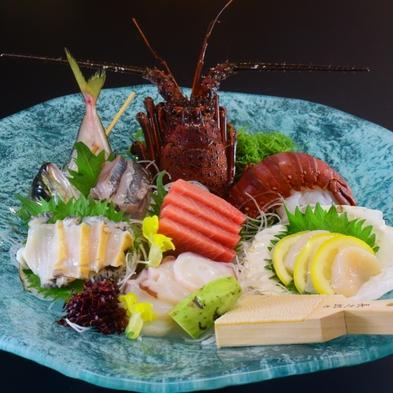 春夏の海鮮食材の饗宴♪伊勢海老のお造り&キンメの煮付けが人気☆【磯会席】