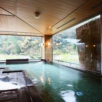 ご婦人用☆藤の湯(大浴場)