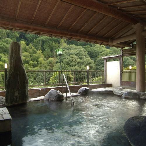 露天風呂「滝の湯」
