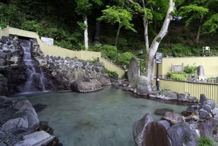 観音滝の湯