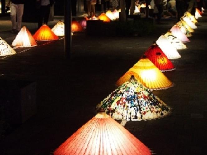 2018年灯りの祭典