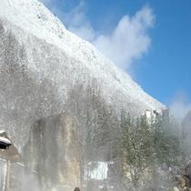 雪見露天(冬)