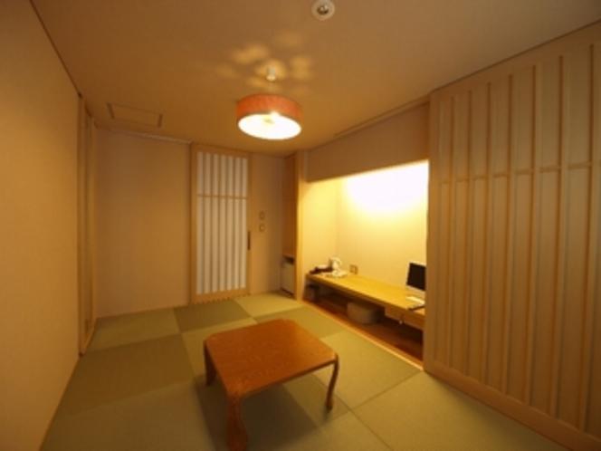 ゆったりとした和室 LAN接続無料/2009年8月新築オープン!