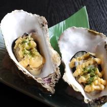【年末年始限定】牡蠣の黄身酢かけ