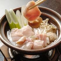 ★料理_シャモ鍋