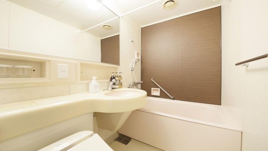 バスルーム シングル・ダブル・ツインルーム