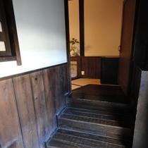 蔵宿玄関②