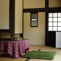 【新館】桜庵(茶室)離れ 客室