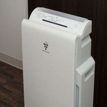 ■加湿空気清浄機