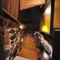 ■女性大浴場「露天風呂」