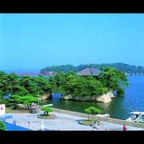 日本三景 松島 落ち着いた美しい風景は大人旅にピッタリ 当館から車で45分