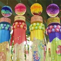 仙台七夕は毎年8月6日から3日間開催