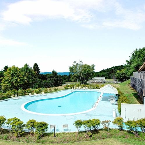 *【プール】ご宿泊の方は無料でご利用頂けます。