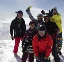 世界に誇る蔵王温泉スキー場へようこそ!