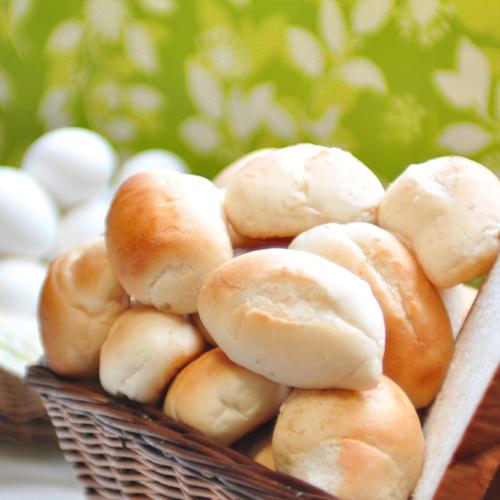 ふっくらもちもちパン