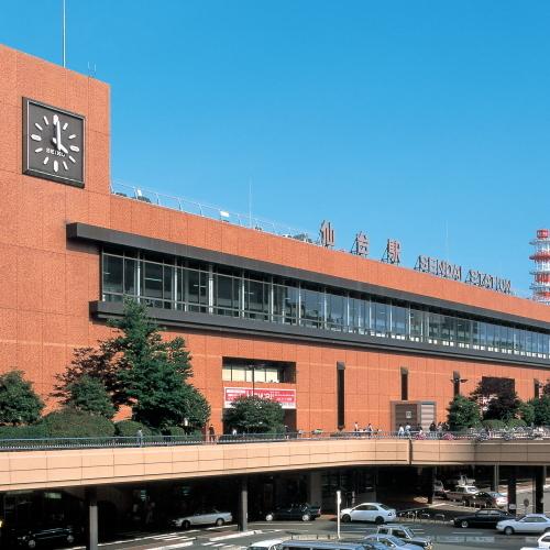仙台駅 当ホテルより徒歩5分