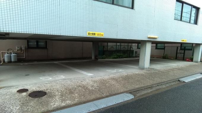 【バイク駐車場@200円付】(素泊まり)