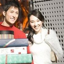 【プラン】 【クリスマスデートに】お二人様で仲良くお過ごしください♪