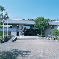 【仙台市博物館】当ホテルから車で20分。開館時間 9:00 - 16:45 (入館は16:15まで)