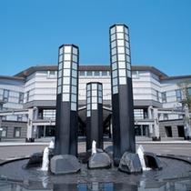 【国際センター】仙台の国際会議場 医療関係や会社の総会など多彩な会議が行われます。