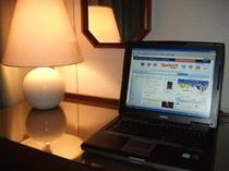全室有線・無線LAN完備