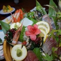 【お料理】饗宴プランより〜桶盛り〜