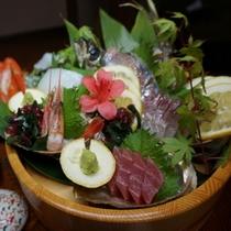 【お料理】お刺身