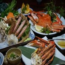 【お料理】カニ3種