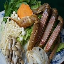 【お料理】カニしゃぶ