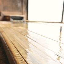 桐壺の湯 ひのき