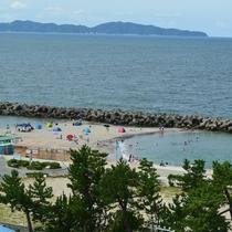 皆生海水浴場