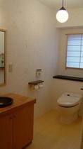 全室トイレ完備