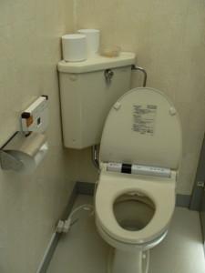 全館ウォシュレット付トイレ