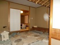 茶室『8畳・茶室3畳台目・広縁・坪庭』