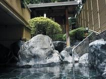 露天風呂『河童の湯』