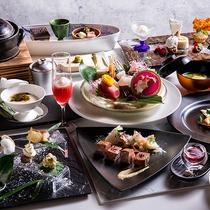 【2020冬のお献立】和食とフレンチを融合し、食材の魅力を最大限に引き出す和洋会席