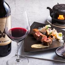 【2020冬のお献立】白老牛サーロインにはお肉とよく合う赤ワインをペアリング