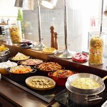 朝食バイキング「洋食①」
