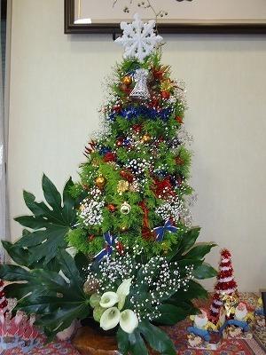 2013年クリスマスツリー