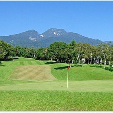 赤倉ゴルフコース 高原でゴルフプレイ(2食付+翌日昼食付)