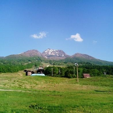【夏秋旅セール】癒しの天然温泉・高原の宿 AlpenBlick シンプルプラン(素泊まり)