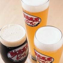 天然水を使用した妙高高原ビール