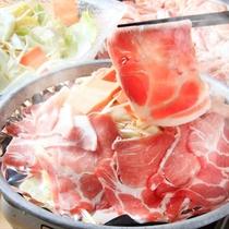 お肉を好きなだけ焼いてお召し上りいただけます。