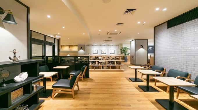 【レイトアウト12時】ホッと一息♪エクセルシオールカフェで使える600円チケット付プラン(食事なし)