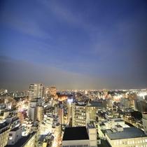 夜景(川崎市内)