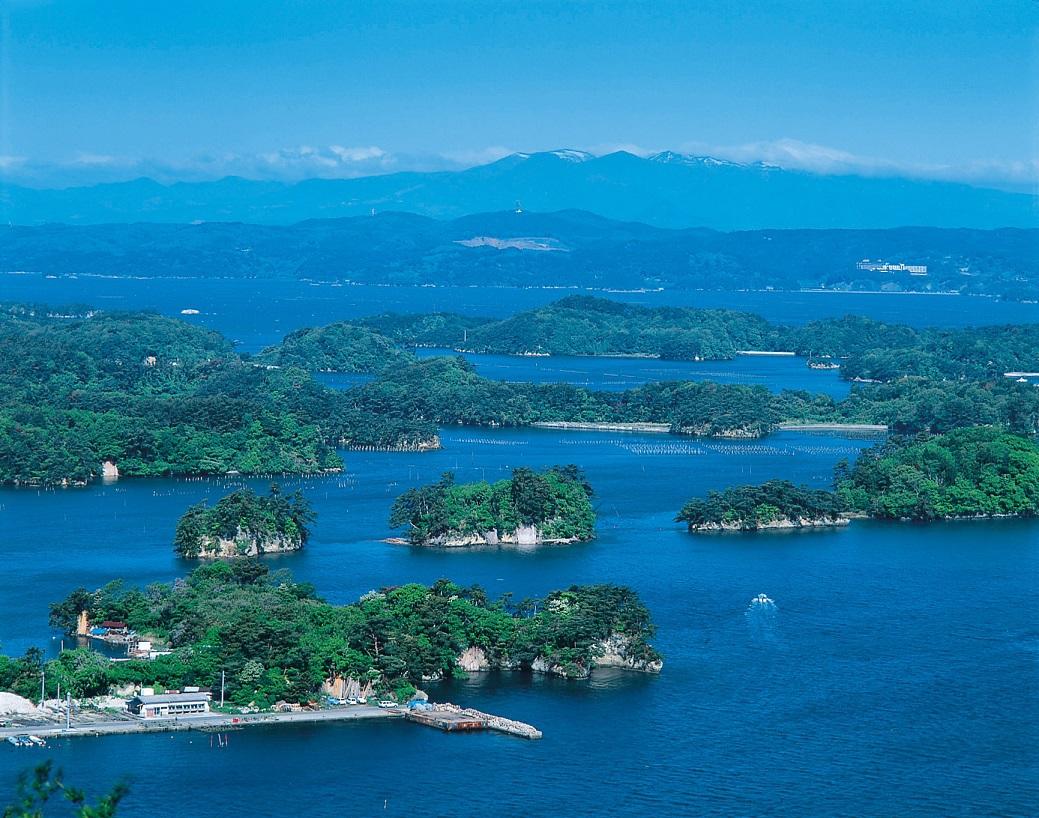 松島の景色